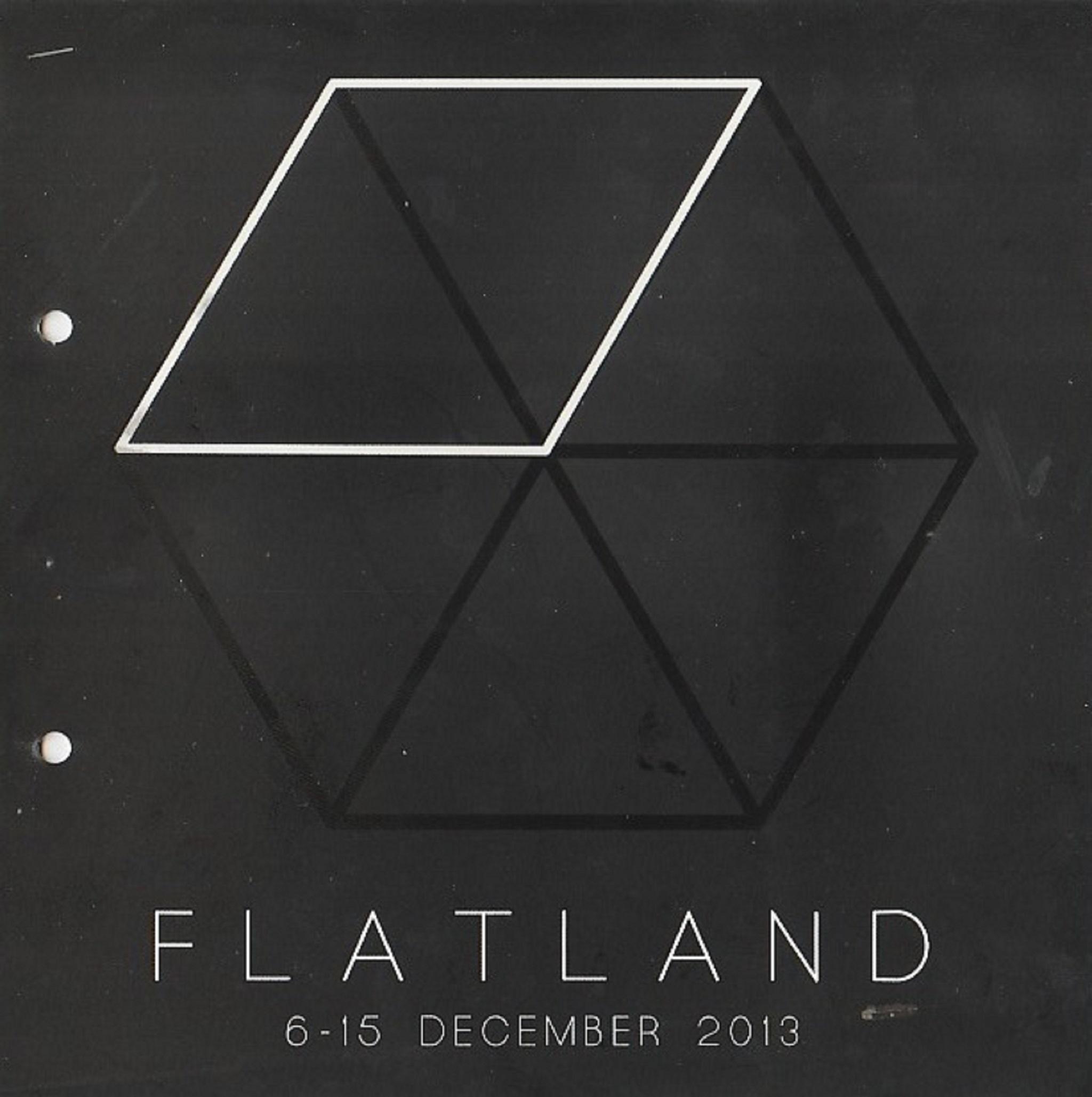 2013 Flatland Cover