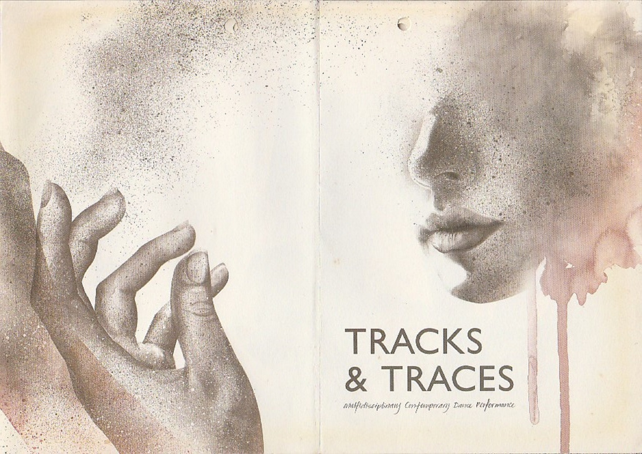 2013 Tracks Traces Cover