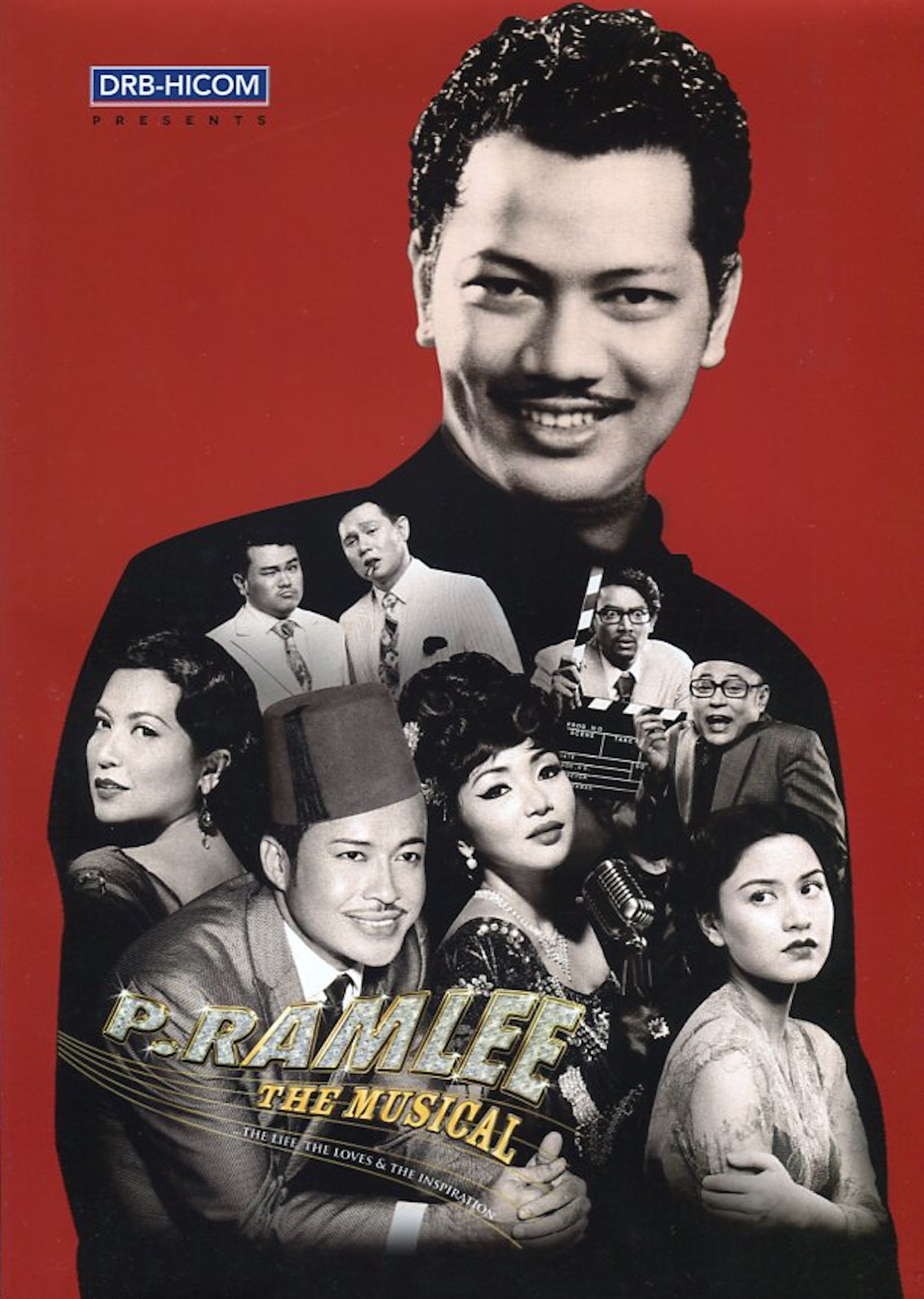 2014 P. Ramlee The Musical cover