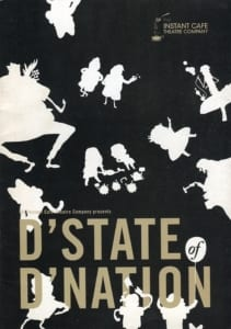 2015 D'State Of D'Nation cover