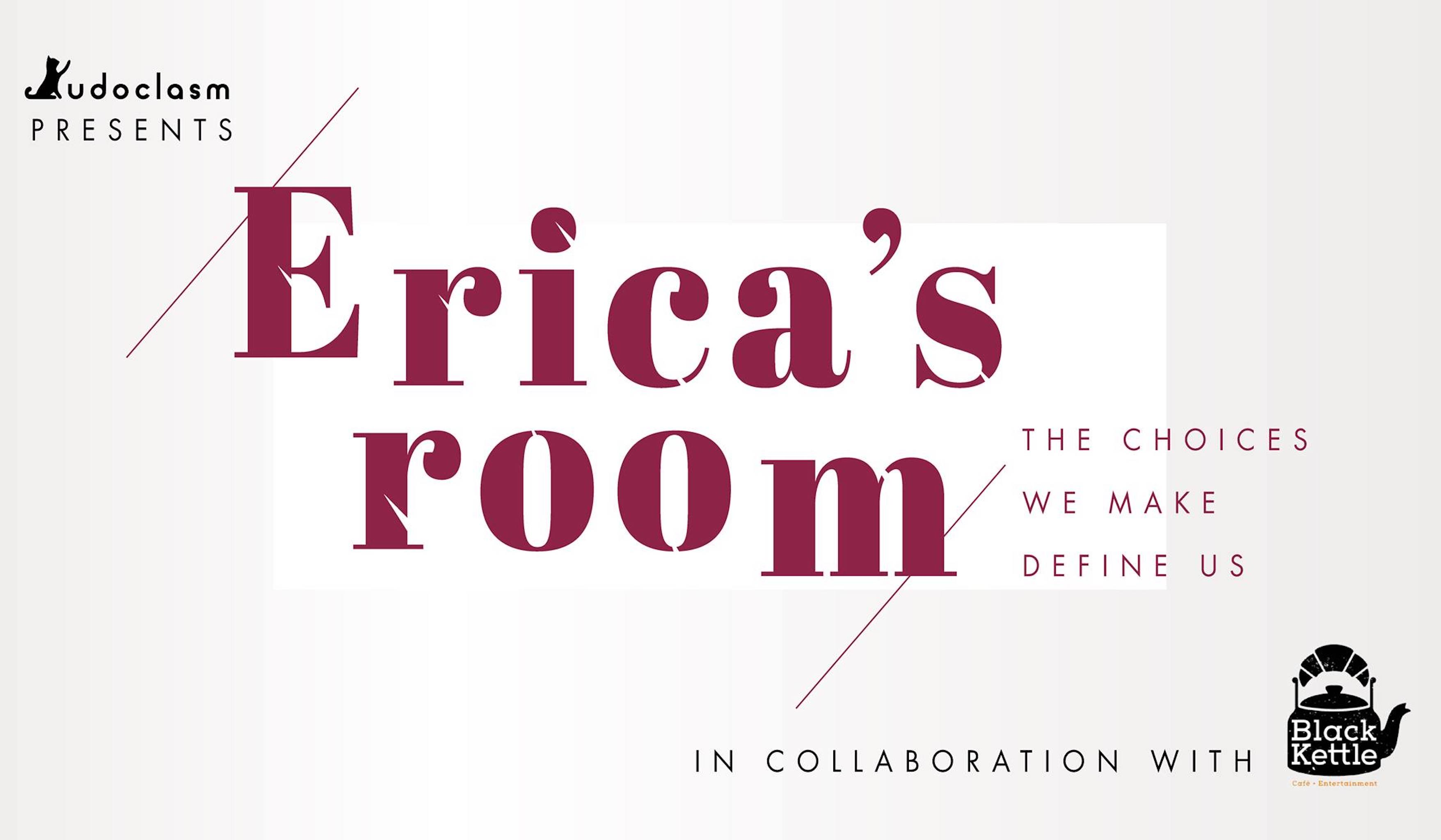 2018 Erica's Room cover