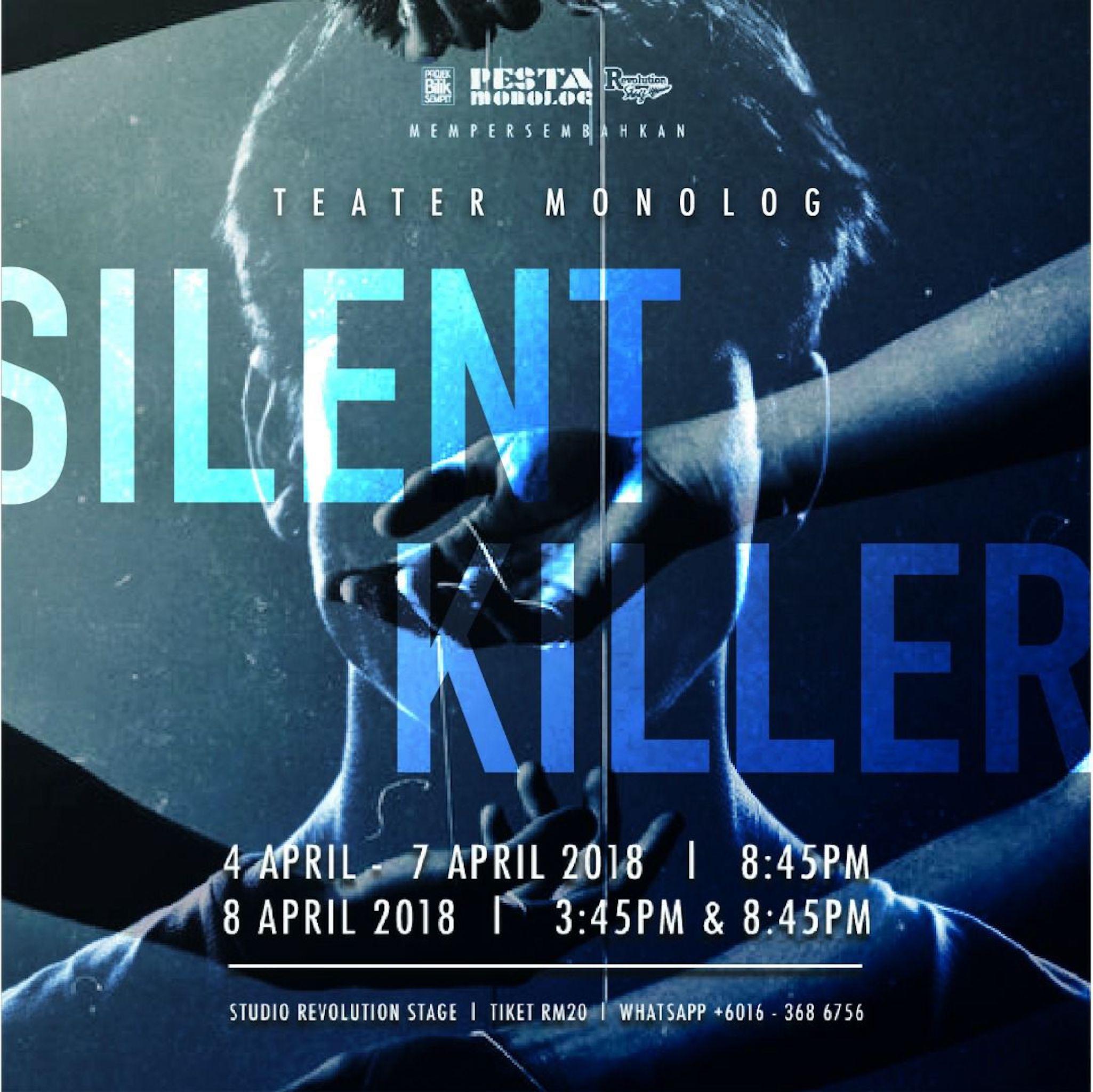 2018 Silent Killer cover