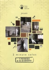 2013 2 Minute Solos cover