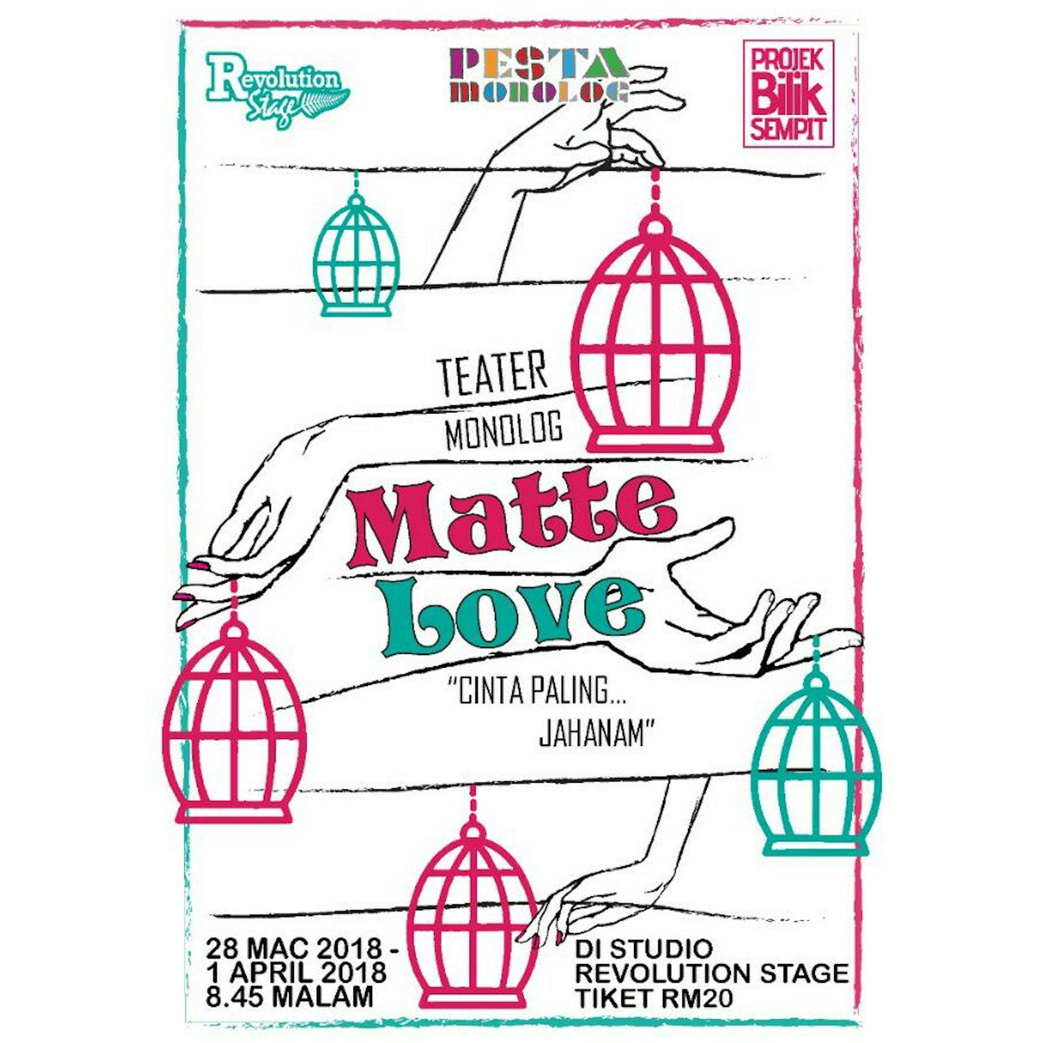 2018 Matte Love cover