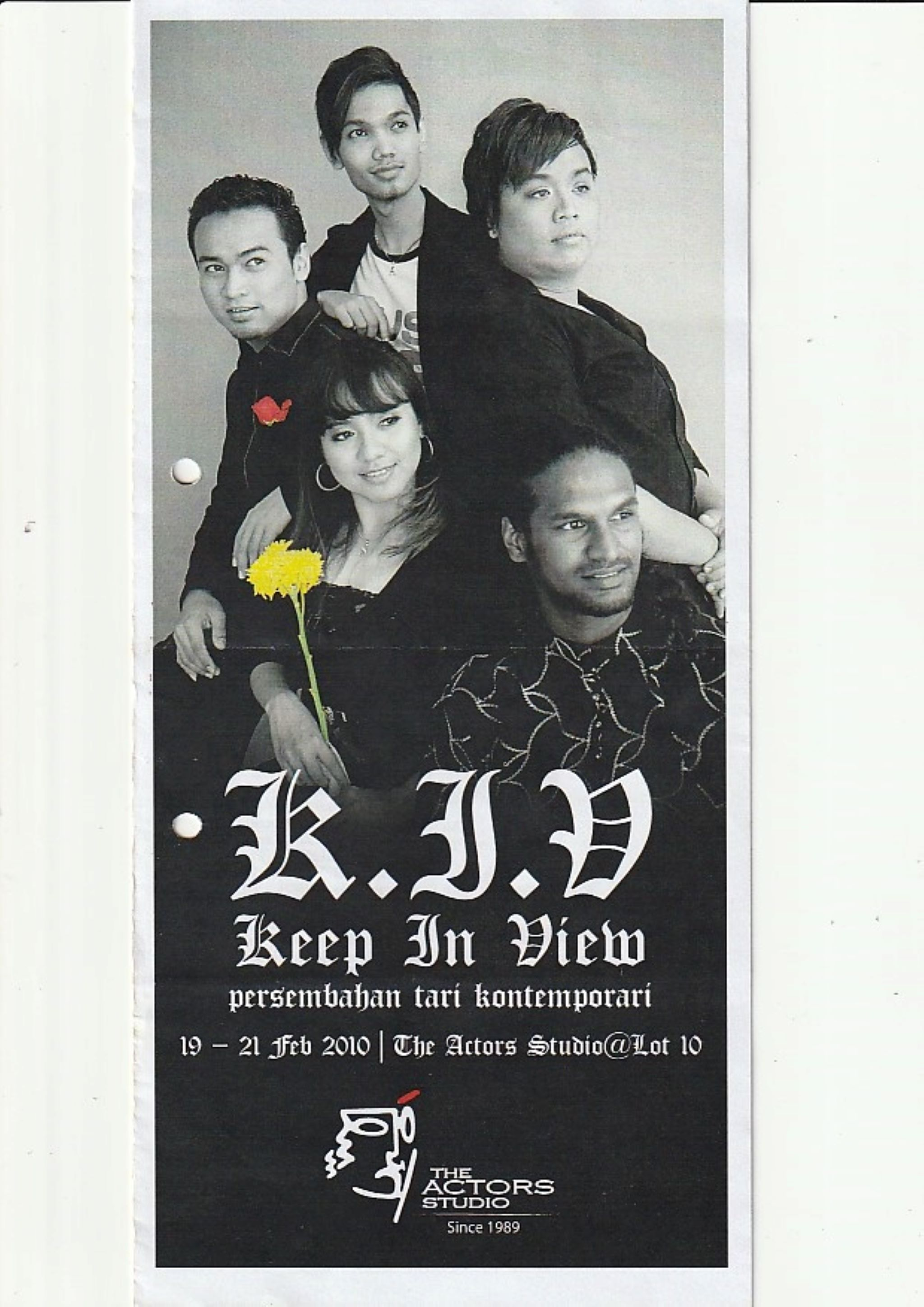 2010 Keep In View Cover