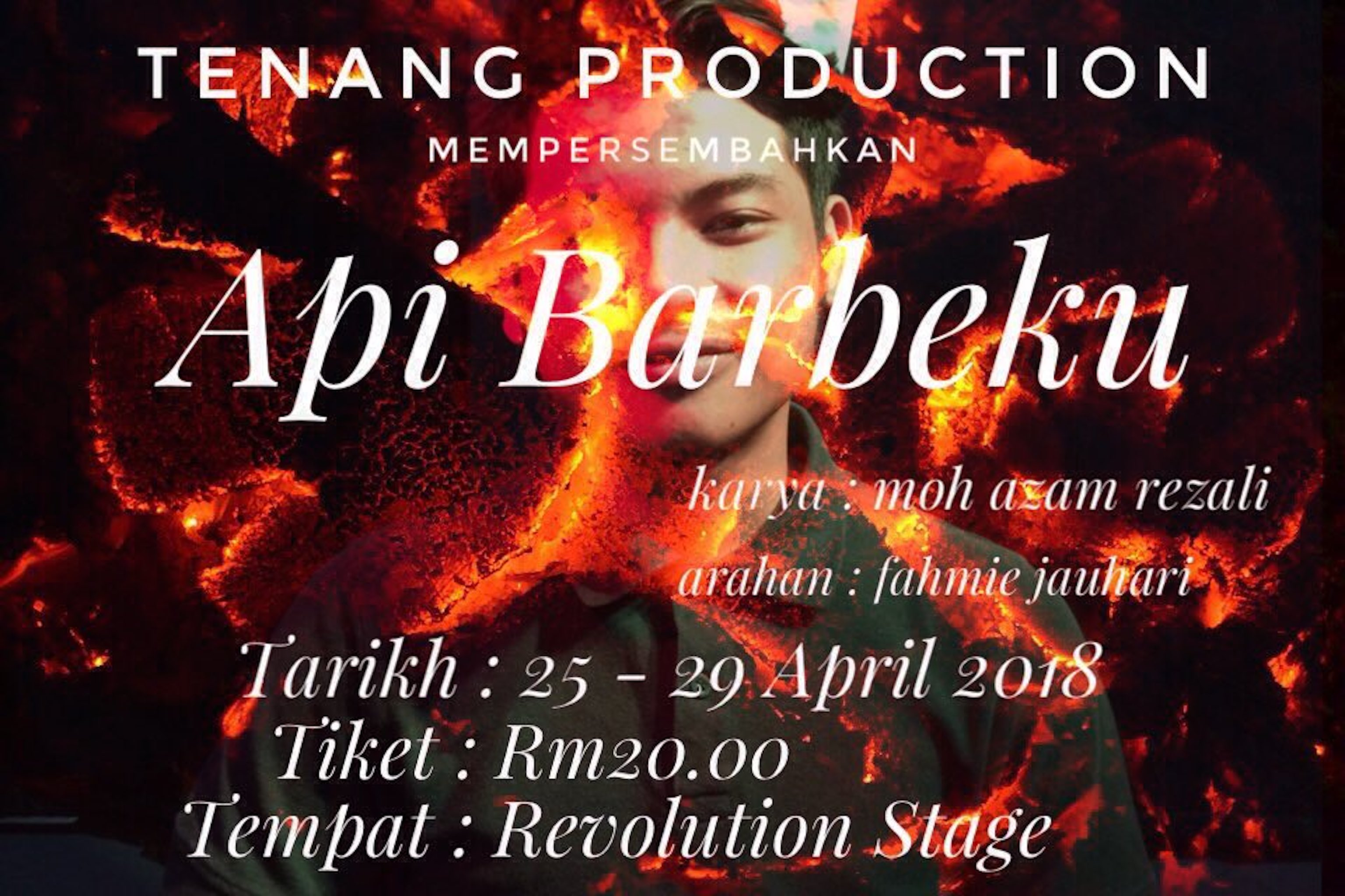 2018 Api Barbeku cover
