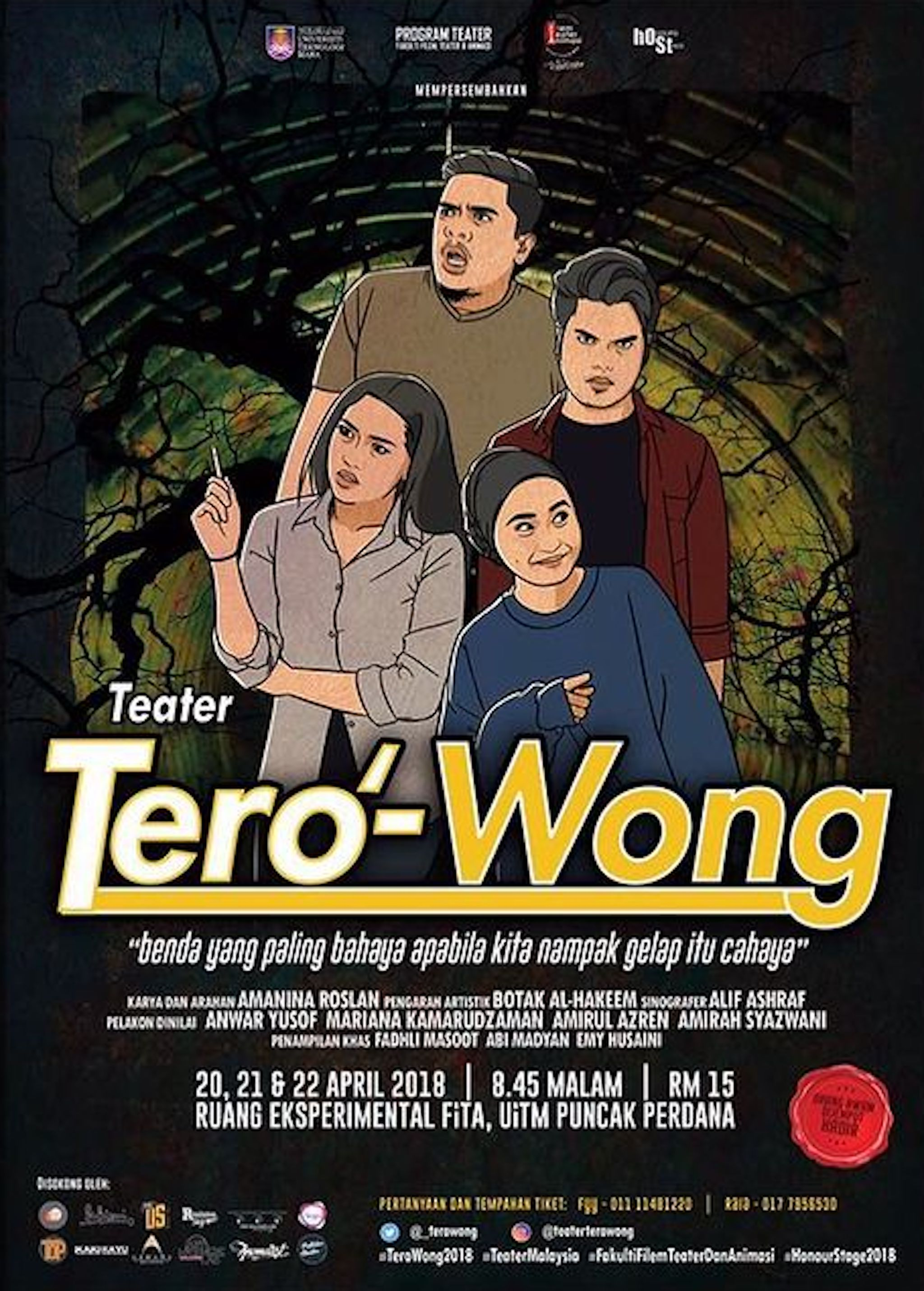 2018 Tero'-Wong cover