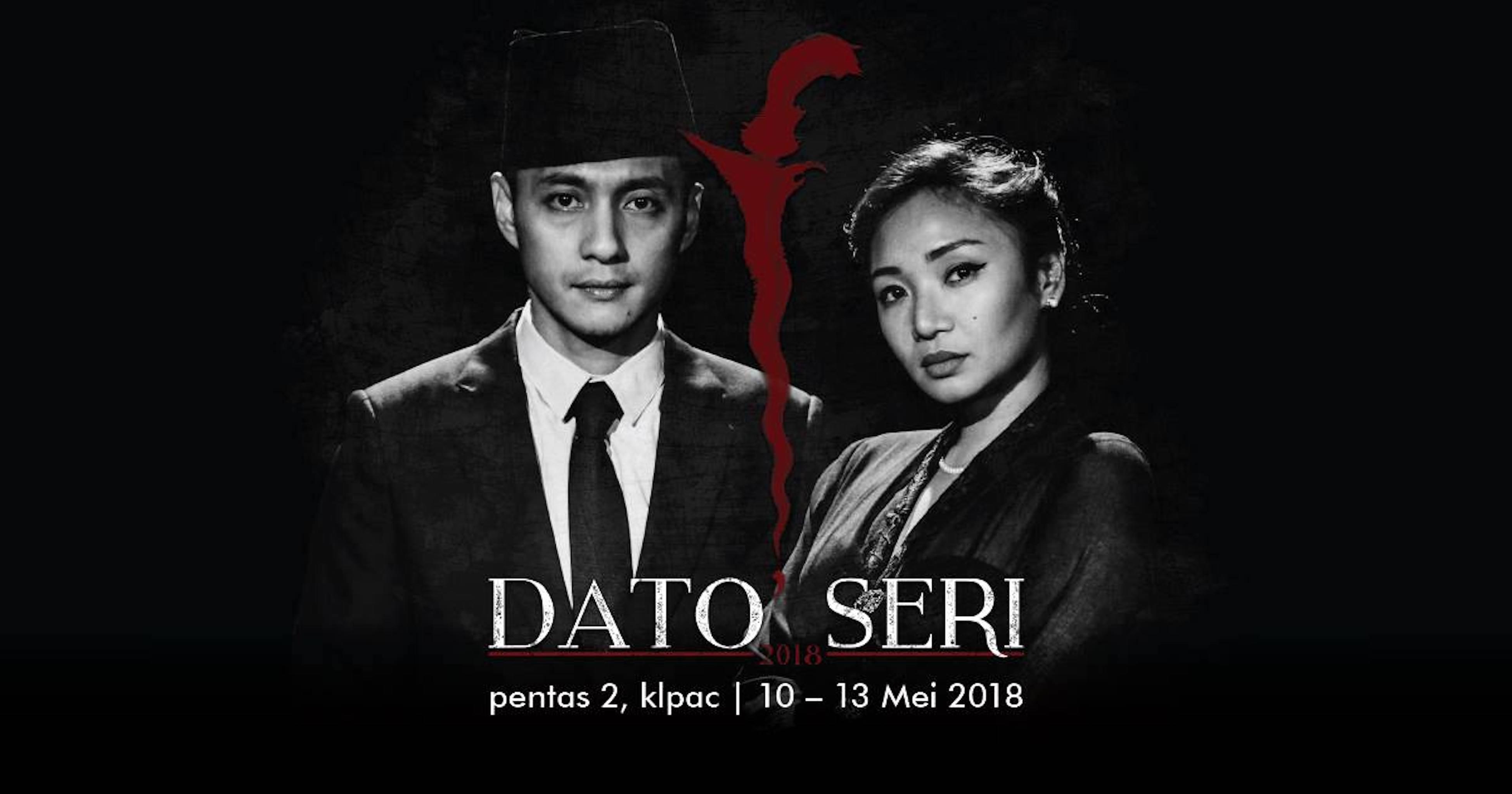 2018 Dato Seri cover