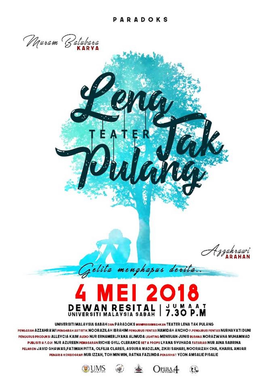 2018 Lena Tak Pulang cover